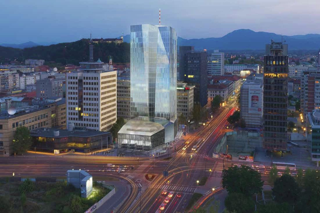 City Tower Ljubljana - Pipenbahe Consulting, biridge ...