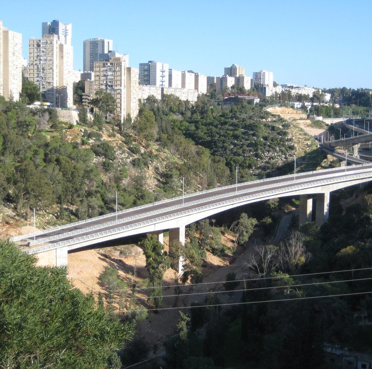 Hagiborim Highway Bridge