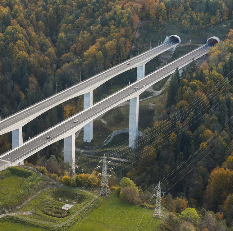 Viaduct Peračica - North and South